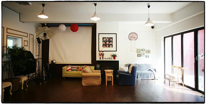로케이션 뱅크 - 신봉동 교수마을 270평 빨간색 목조주택 : 필름 ...